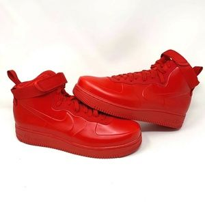 Nike Air Force 1 Foamposite Cup NA University Red